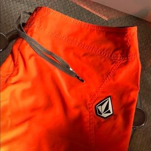 Volcom Board Shorts - Orange - 38 🤙